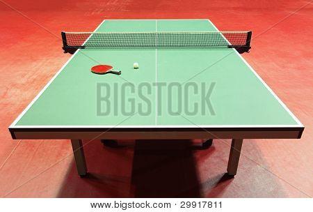 Mesa - tenis de mesa