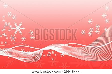 christmas and winter theme background, raster series x1