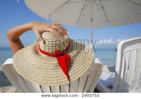 Das Leben ist ein Strand