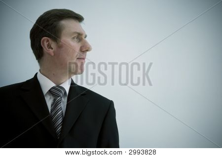 Business Man Profile