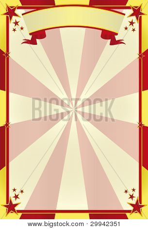circus background 1. An abstract poster on circus theme for your entertainment