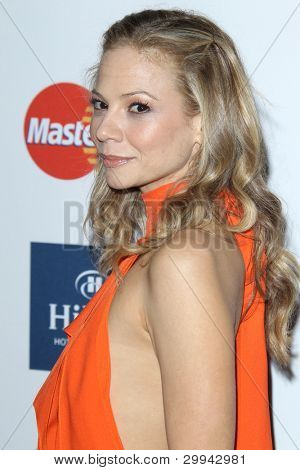 LOS ANGELES - FEB 11:  Tamara Braun arriving at the Pre-Grammy Party hosted by Clive Davis at the Beverly Hilton Hotel on February 11, 2012 in Beverly Hills, CA