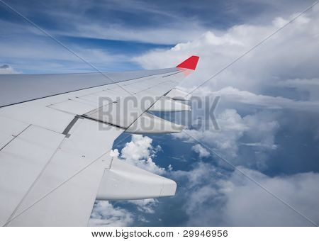 Travel in sky