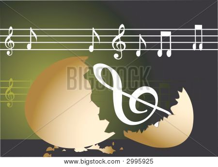 Egg And Music