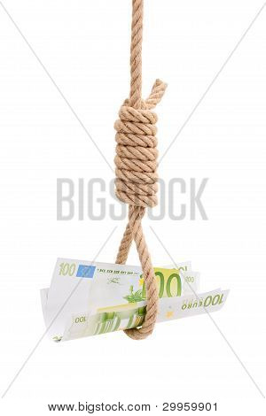 Money In Gallows Rope