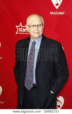 LOS ANGELES, CA - FEB 10: Norman Lear at the 2012 MusiCares Person of the Year Tribute To Paul McCartney at the LA Convention Center on February 10, 2012 in Los Angeles, California