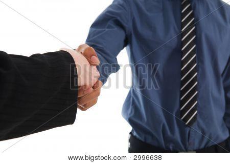 Handdruk