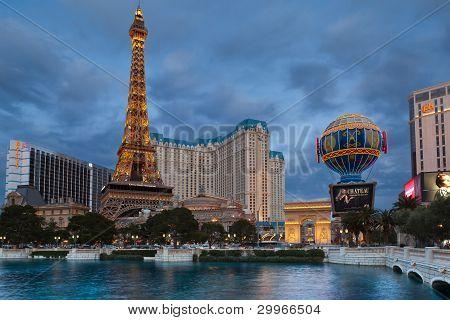 Hotel Paris.