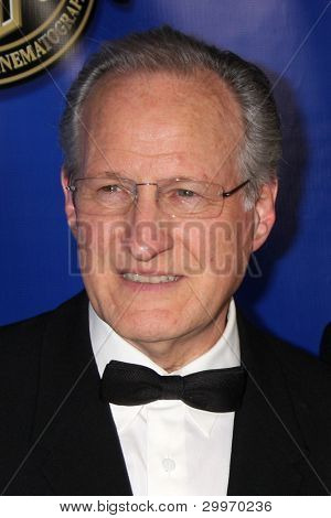 LOS ANGELES - FEB 12:  Michael Mann at the Press Area of the 2012 American Society of Cinematographers Awards at the Grand Ballroom, Hollywood & Highland on February 12, 2012 in Los Angeles, CA