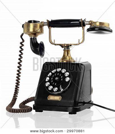 Telephone Black