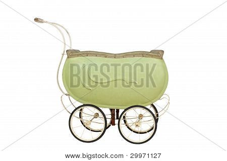 Toy Doll Buggy