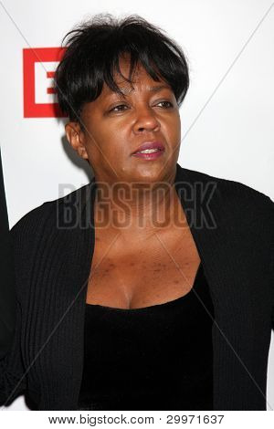 LOS ANGELES, CA - FEB 13: Anita Baker at the EMI GRAMMY After-Party at Milk Studios on February 13, 2011 in Los Angeles, California