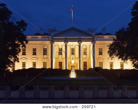 White House's West Side