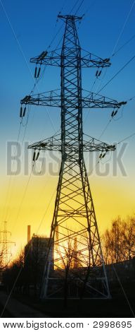 Transfer Electric Power On Distance