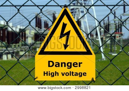 Danger! High Voltage - English Version