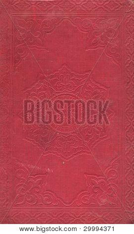 red paper texture vintage antique