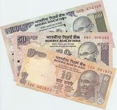 pic of mahatma gandhi  - Indian banknotes  - JPG