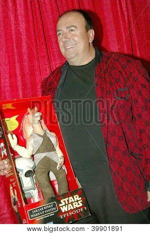 UNIVERSAL CITY - DEC. 4: Phillipe Simon arrives at publicist Mike Arnoldi's birthday celebration & Britticares Toy Drive for Children's Hospital on Dec. 4, 2012 in Universal City, CA.