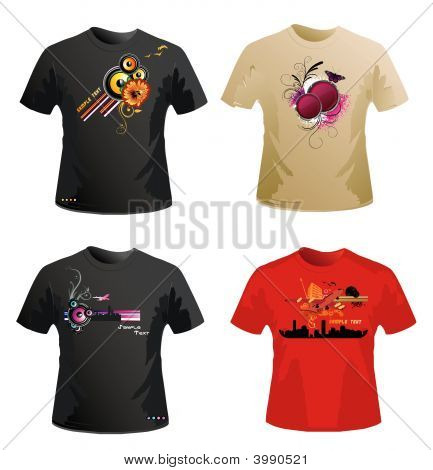 Shirt Vector Designs