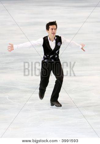 Canada'S Patrick Chan