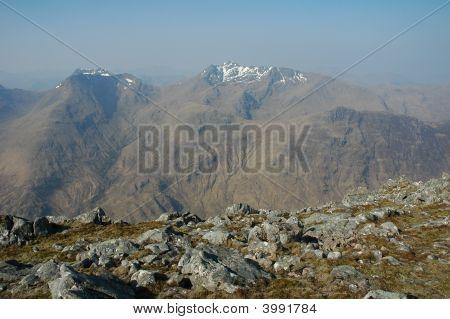 Scotland, Southern Part Of Glen Shiel