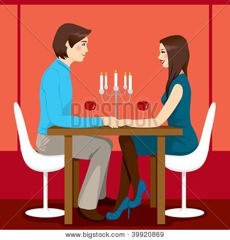 Romantic Anniversary Dinner