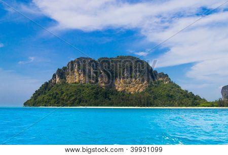 Marine Fantasy Desert Island