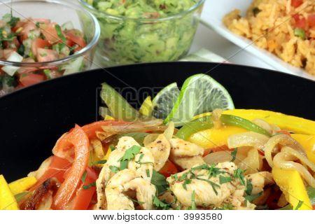 Exquisite Mexican Fajitas