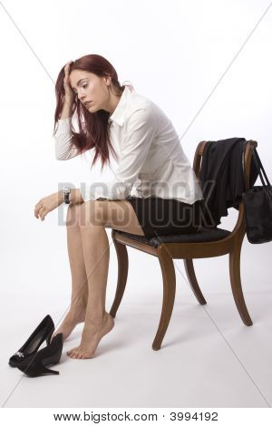 weary weiblich