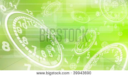 abstract the world technology use for background