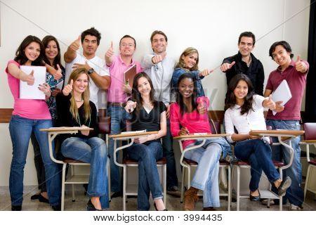 Studenten-Klasse