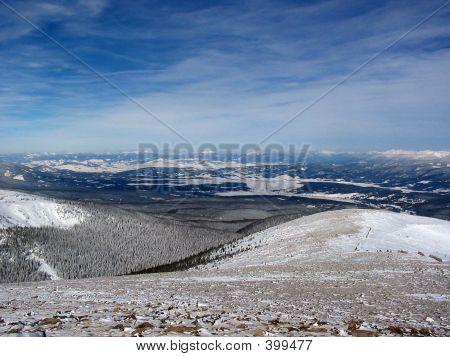Mountain Horizon