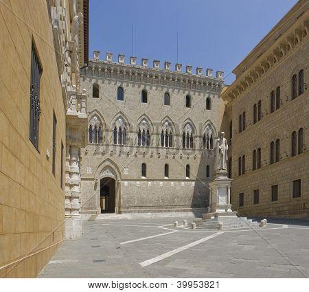 Siena In Italy