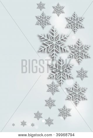 snowflakes_background