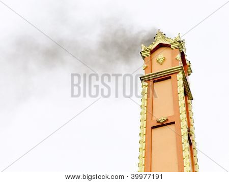 Crematorium Chimney