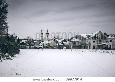An image of the Seehof Area in Tutzing Bavaria Germany