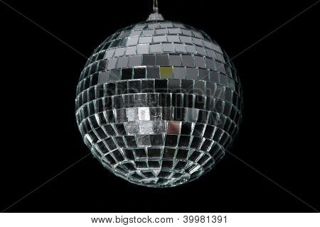 Christmas Disco Ball Night