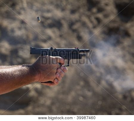 Ejecting Brass