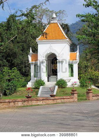 Buddhist Shrine