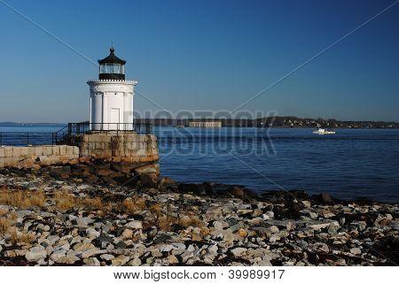 Portland Breakwater Lighthouse aka