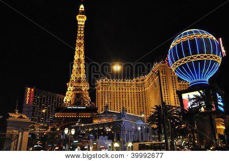 Paris Hotel & Casino in Las Vegas
