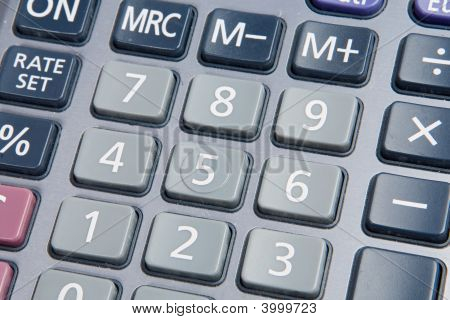 Macro Of Calculator