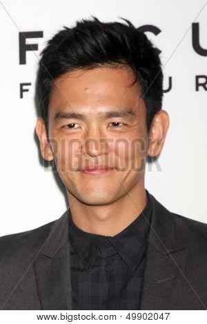 LOS ANGELES - AUG 21:  John Cho at