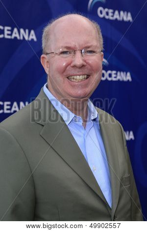 LOS ANGELES - AUG 18:  Jim Connaughton at the Oceana's 6th Annual SeaChange Summer Party at the Beverly Hilton Hotel on August 18, 2013 in Beverly Hills, CA
