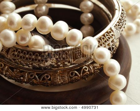 Pearls And Jewellery