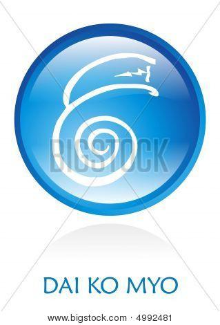 Healing Reiki Symbol