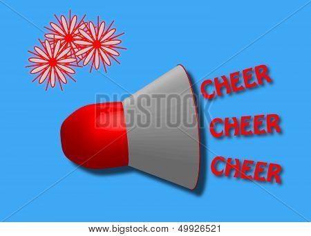 Cheer Megaphone