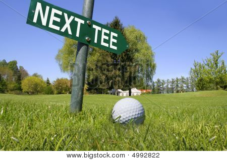 Peterdenovo Golf Next Tee.