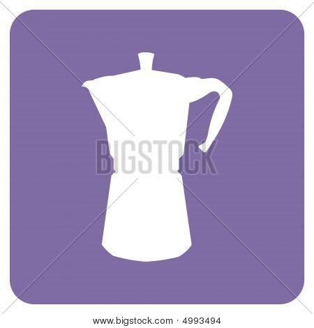 Coffe Pot Icon