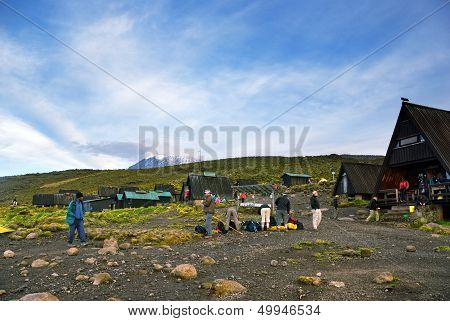 Horombo Huts, Kilimanjaro